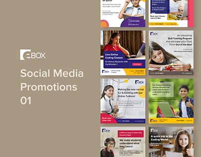 E-Box Social Media Promotions