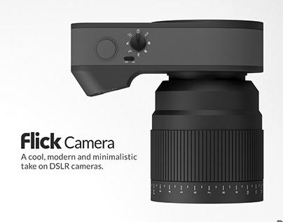 Flick Camera