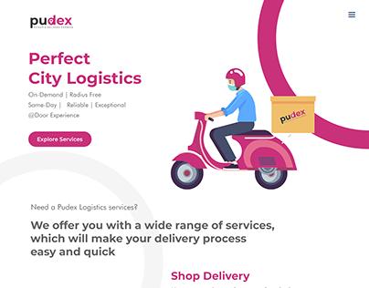 Pudex Logistics services