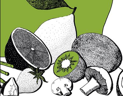 Fruit & Veg Illustrations