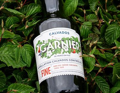 Calvados Garnier