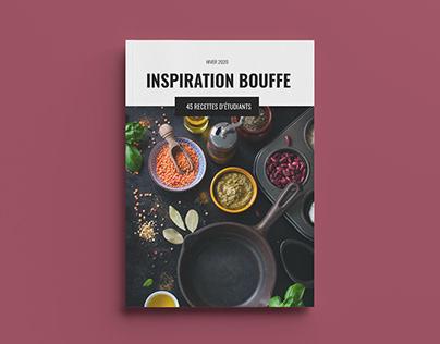 Inspiration bouffe - Livre éditorial
