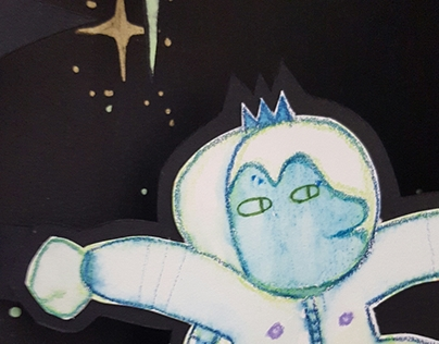 Space Prince and Princess Alice