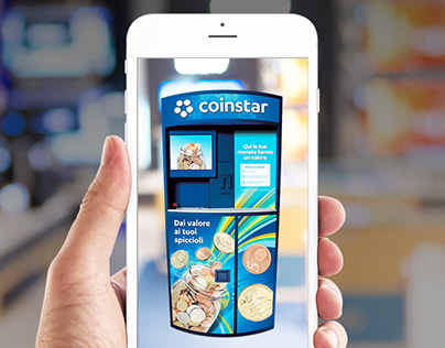 Coinstar Augemented Reality