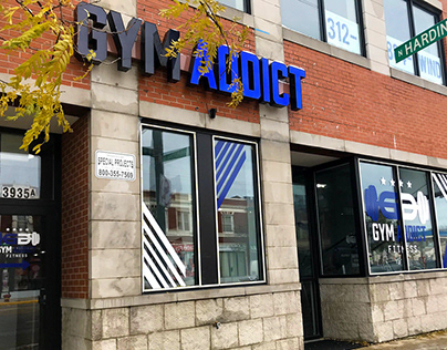 Gym Addict Fitness