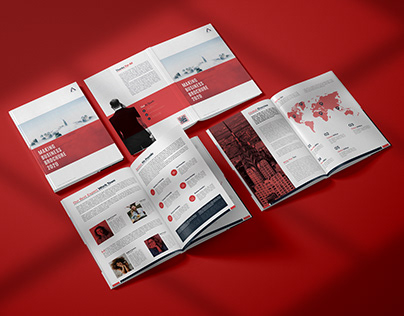"""Multiple Business Brochure - """" Accurate"""""""