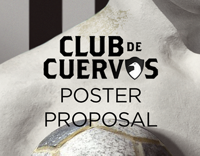 Club de Cuervos - Poster Proposal