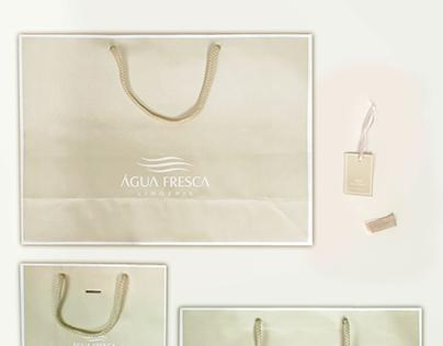 Enxoval de embalagens - Água Fresca Lingerie