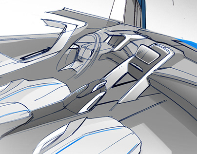 Quick Sketches for Compact SUV (2013)