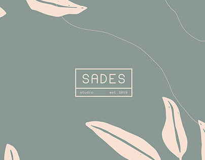 Sades Studio Visual Identity