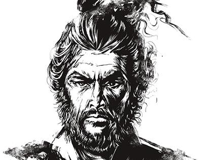 Samurai - Dvien Professional