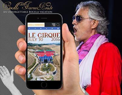Bocelli FarmHouse Tour