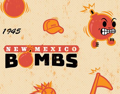 NM Bombs Baseball Team