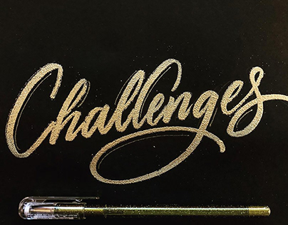 Callivember challenge 2019 collection