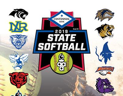 2019 State Softball Tournament Program