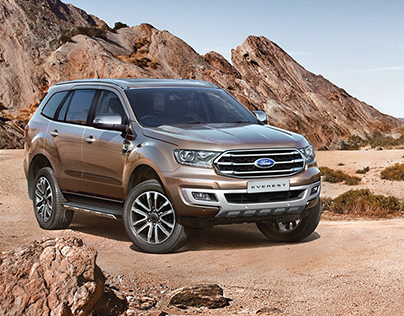 Ford Everest — 2019