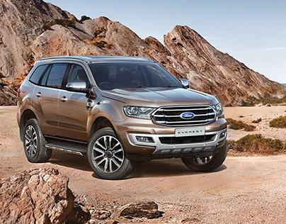 Ford Everest — 2019