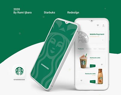 Starbucks | Redesign