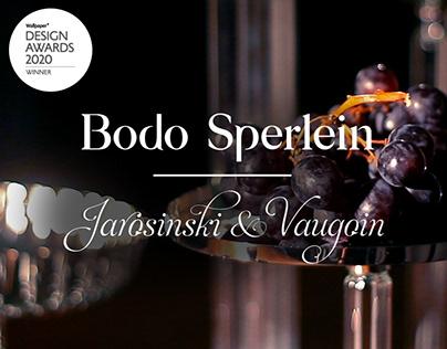 Jarosinski & Vaugoin x Bodo Sperlein | Seensign