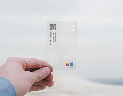 名片 Business card