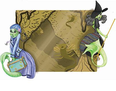 Wicked Mermaids