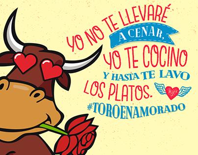 Campaña de San Valentín Vita Toro