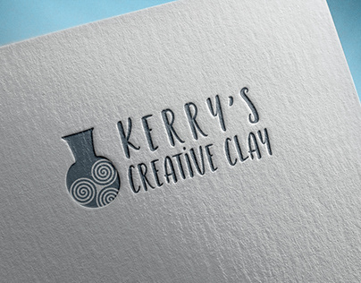Logo Design Suite - Kerry's Creative Clay 2019