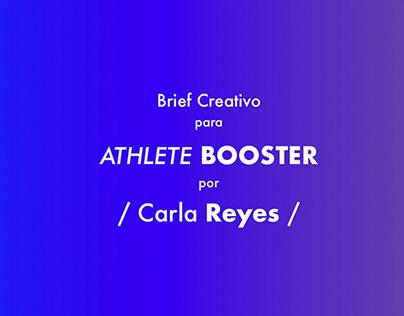 Proyecto para la agencia Athlete Booster