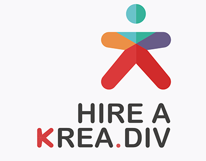 Krea.div - Brand Identity