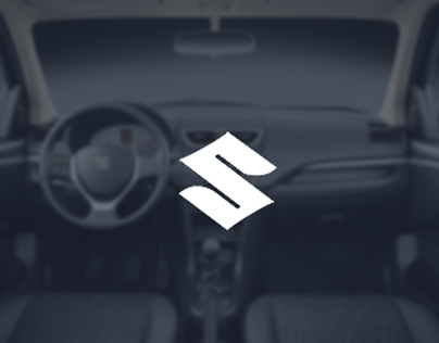 Nuevo Suzuki Dzire / Oscuro por dentro