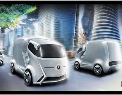 Accelo Concept - Mercedes-Benz + IED sponsored project