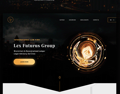 Lex Future Group Website