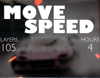 move speed