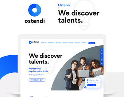 Ostendi - We discover talents.