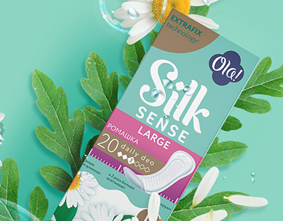 Design concept for promoting new products Ola!