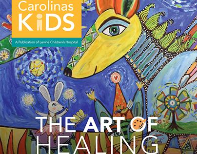Carolina Kids Spring 2016 Magazine