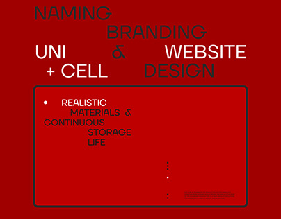 UNICELL | web.