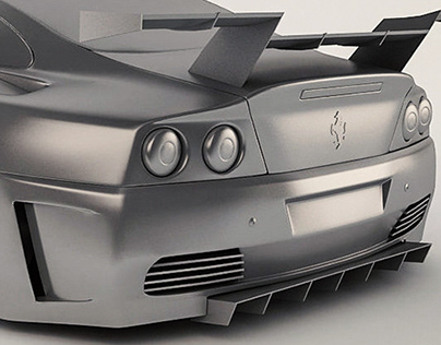 3D Ferrari | Sport Car