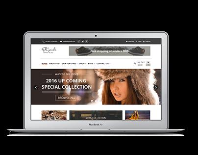 Elgrande Fashion Shopping Concept