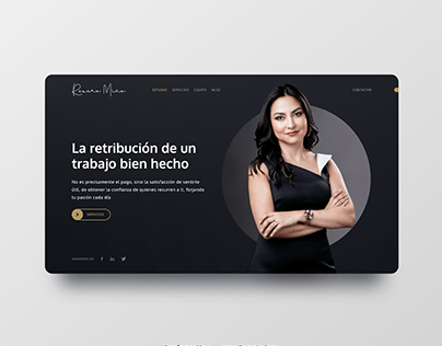 UI Project / Sitio Web