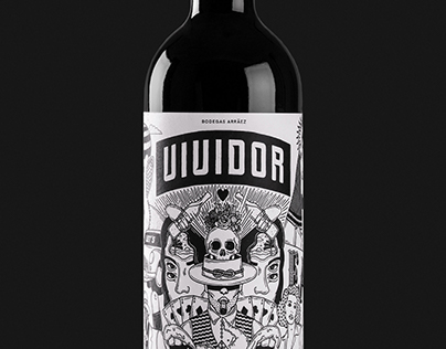 Vividor. The rogue wine