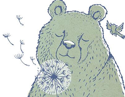 Whimsical Bear