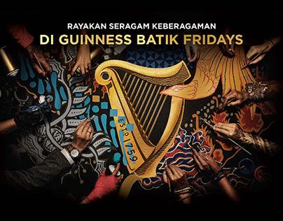 Guinness Batik Friday 2017