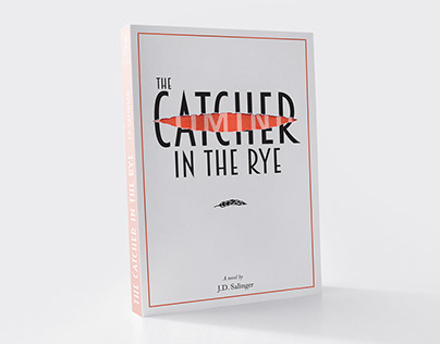 Catcher in the Rye redesign