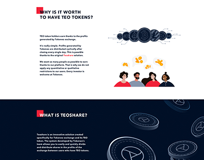 Landing page | Teo and Teoshare