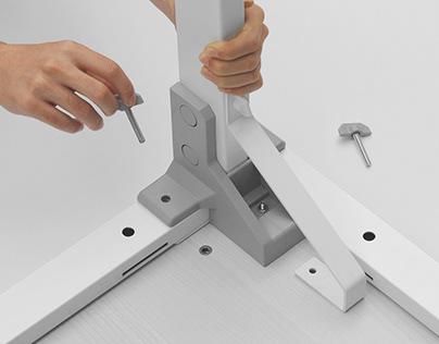 DESKO - Desking System