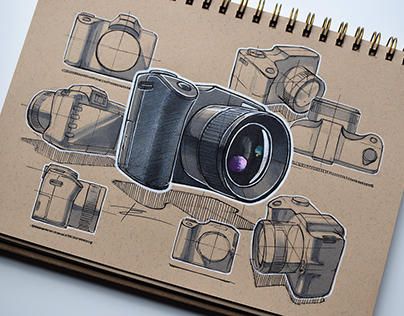 Product Design Illustrations