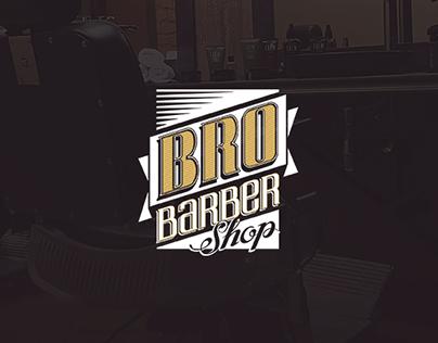 Bro Barber Shop Website