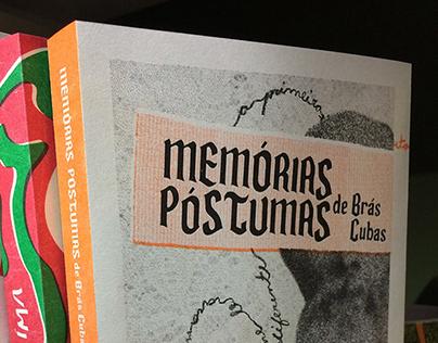 Memórias Póstumas de Brás Cubas   Capa