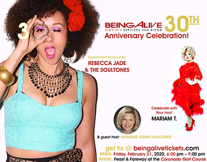 Being Alive 30th Event